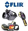FLIR - מצלמות תרמיות לבדיקת מבנים