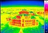 מיפוי תרמי למבנים שימור אנרגיה - בניה ירוקה